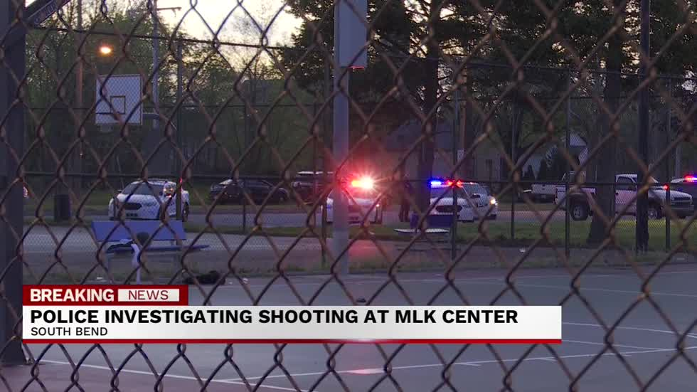 Shooting near Martin Luther King Recreational Center leaves one...